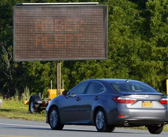 An Amber Alert is active after two Amish children were apparently abducted from a community in St. Lawrence County. (Skip Dickstein / TImes Union)
