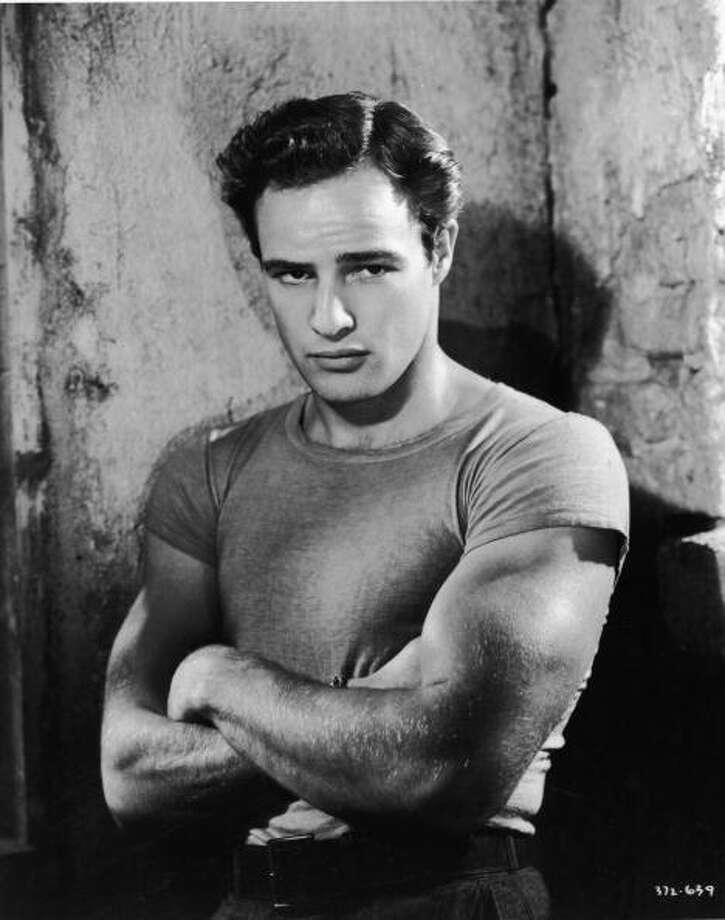 Marlon Brando (July 1, 2004) Photo: Hulton Archive, Getty Images / 2003 Getty Images