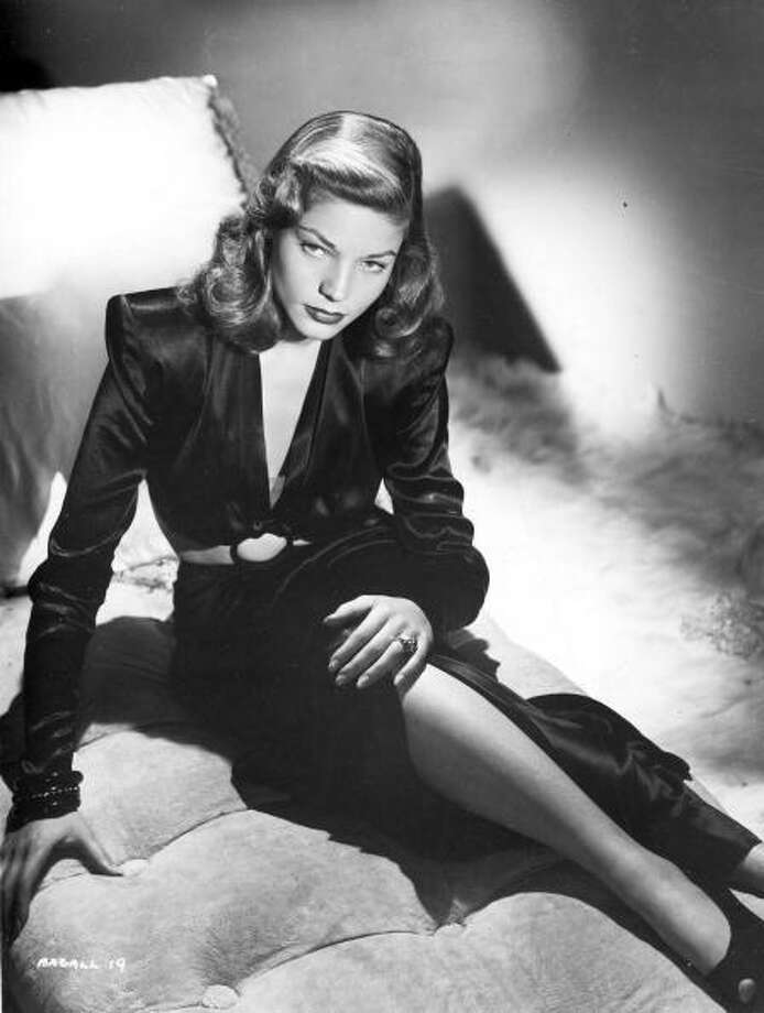 Lauren Bacall (Aug. 12, 2014) Photo: Transcendental Graphics, Getty Images / Archive Photos