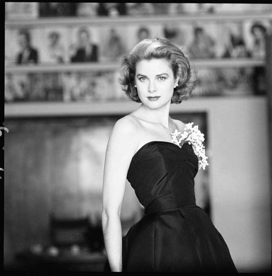 Grace Kelly(Sept. 14, 1982) Photo: Sharland, Getty Images / Time & Life Pictures