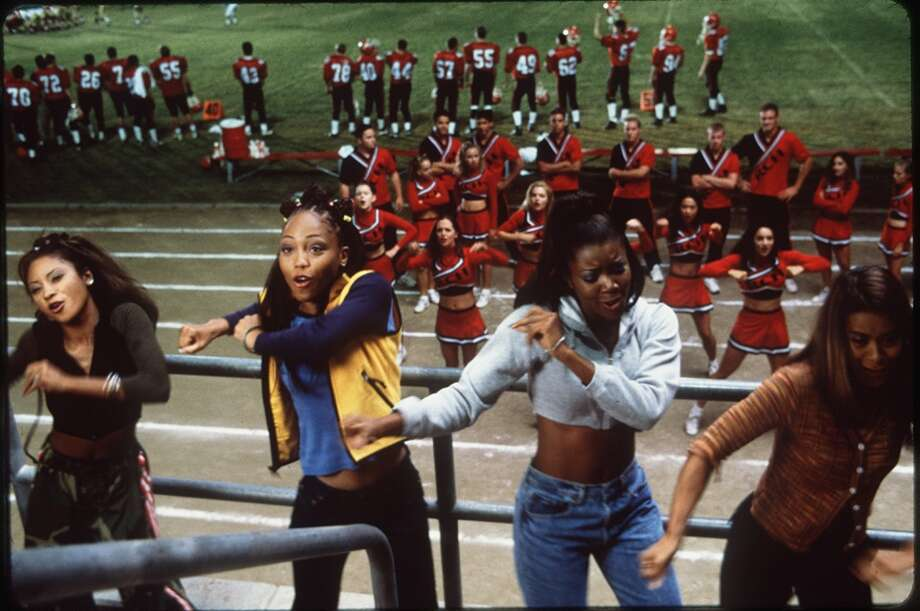 'Bring It On' (2000):We know. We know. It's a cheerleading movie but it is a competitive activity, and the first one starring Kirsten Dunst and Gabrielle Union is actually quite good. Photo: SFC