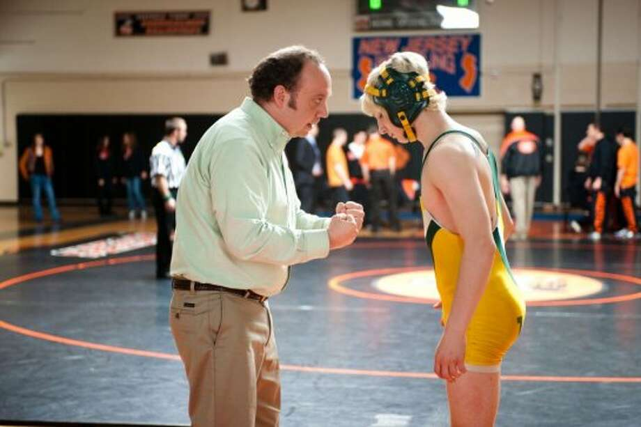 'Win Win' (2011): An attorney in New Jersey (Paul Giamatti) also is a part-time wrestling coach at a high school in New Jersey becomes a surrogate father to a troubled teenager who turns out he can grapple. Photo: Kimberly Wright, Fox Searchlight