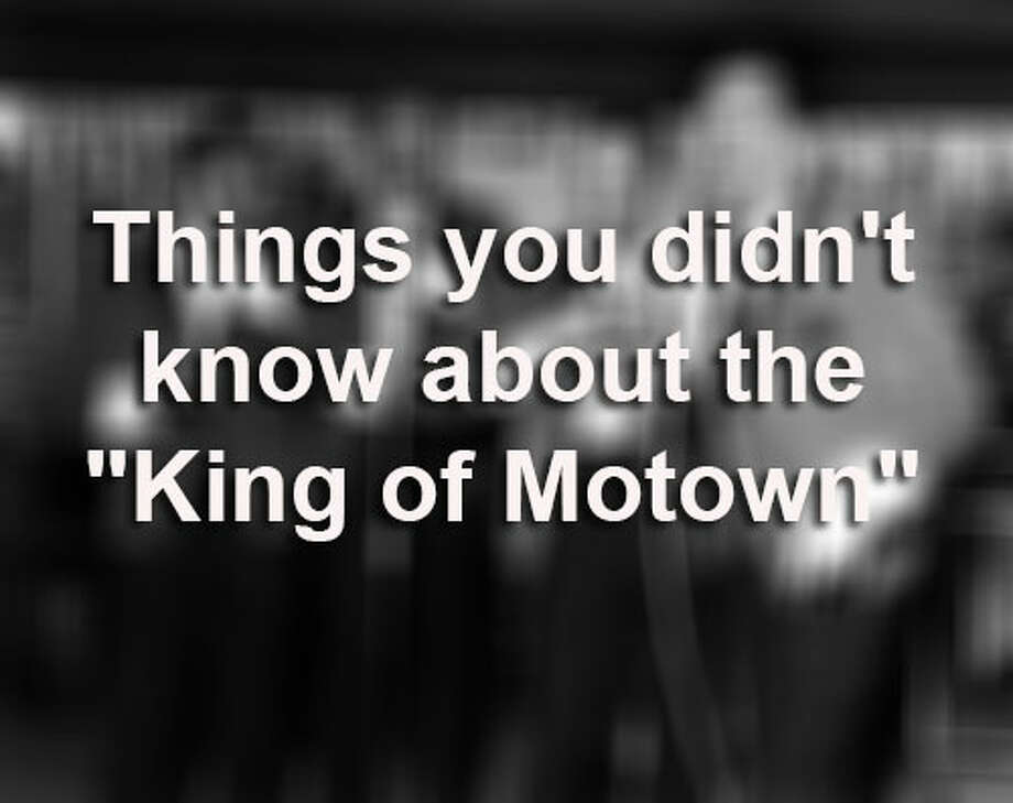 "Click through for some facts you might not have known about Smokey Robinson, the legendary R&B singer known as the ""King of Motown."" Source: blog.al.com / Redferns"