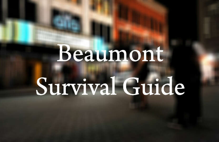 It may not have the hipster appeal of Austin or the cultural diversity of Houston, but there are plenty of things to see and do in Beaumont -- if you know where to look. Whether you're a newcomer or a lifelong resident, it helps to know what is out there. Based on a post to the online discussion forum Reddit, here is a Beaumont survival guide.
