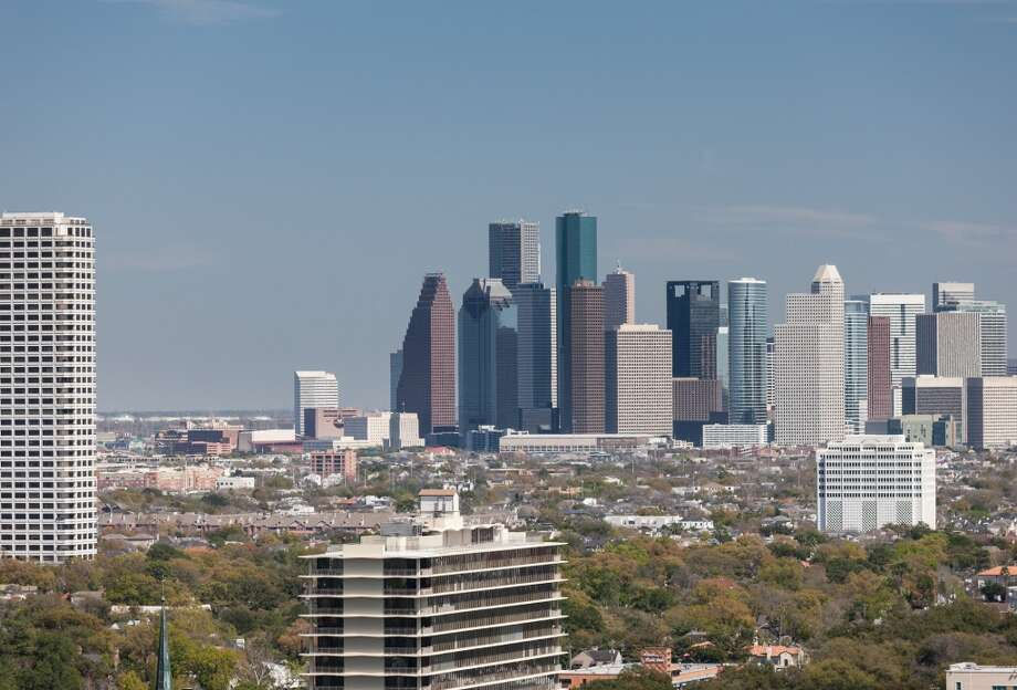 View from 2929 Weslayan looking east toward downtown. Photo: Courtesy Of PM Realty Group