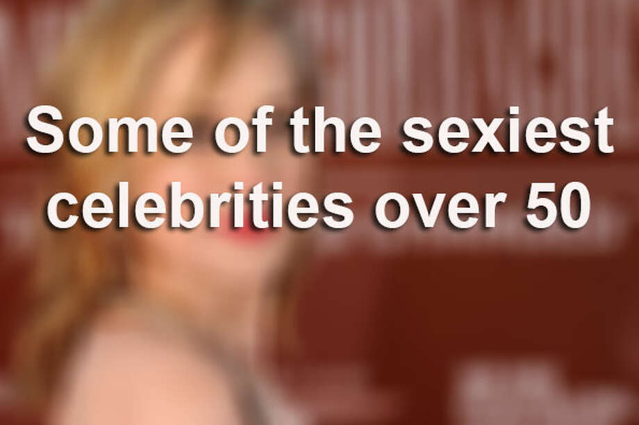 Here's a quick list of some of the sexiest celebrities over the age of 50, beautiful as ever. Click through to see some familiar faces. Source: ranker.com / 2011 Getty Images