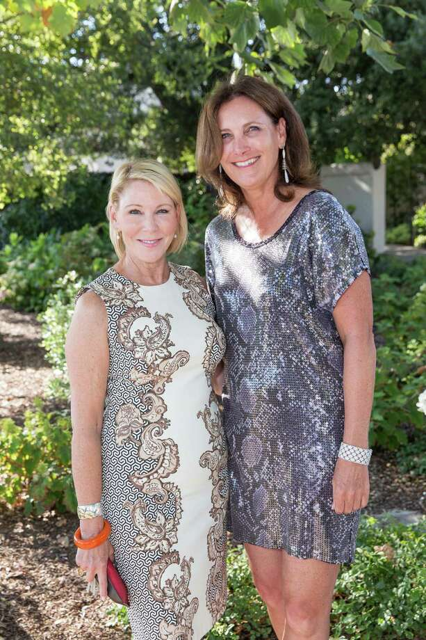 Terri Tiffany and Suzanne Rischman at the Menlo Charity Horse Show in Atherton on August 8, 2014. Photo: Drew Altizer Photography/SFWIRE, Drew Altizer Photography / © Drew Altizer Photography 2014
