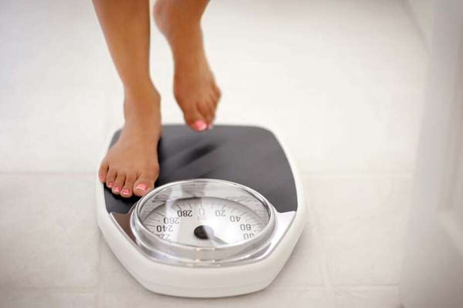 11. You stress out about the number on the scale. Learn to understand weight is more than just a number! The more you fixate on a number you want to be at, the more daunting it may become. Especially as you are adding muscle, you may gain some weight as muscle is heavier than fat. It is also important to manage anxiety levels, and use stress management to help promote additional weight loss! Photo: Steve Cole, Getty Creative Stock / Vetta