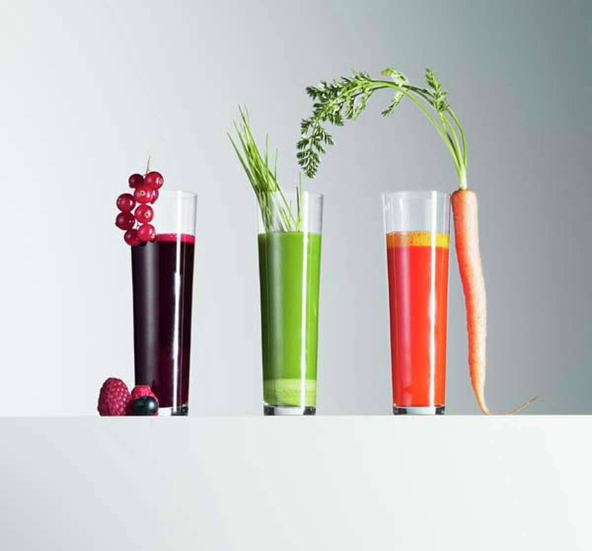Anyone for a juice cleanse?.
