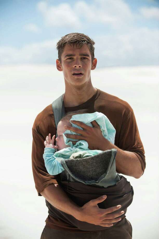 David Bloomer/The Weinstein Company BRENTON THWAITES stars in THE GIVER