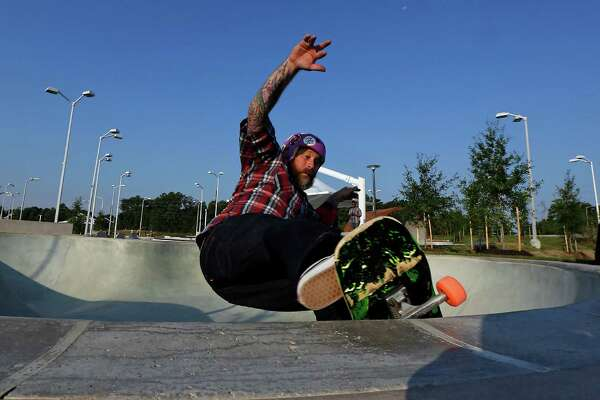 Largest skatepark in North America opens in Greenspoint