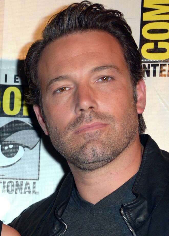 SAN DIEGO, CA - JULY 26:  Actor Ben Affleck attends the Warner Bros. Pictures panel and presentation during Comic-Con International 2014 at San Diego Convention Center on July 26, 2014 in San Diego, California.  (Photo by Albert L. Ortega/Getty Images) Photo: Albert L. Ortega / 2014 Albert L. Ortega