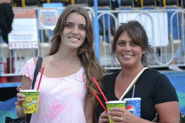 Were you Seen at the Altamont Fair on Thursday, Aug. 14, 2014? The fair continues through Sunday, Aug. 17.