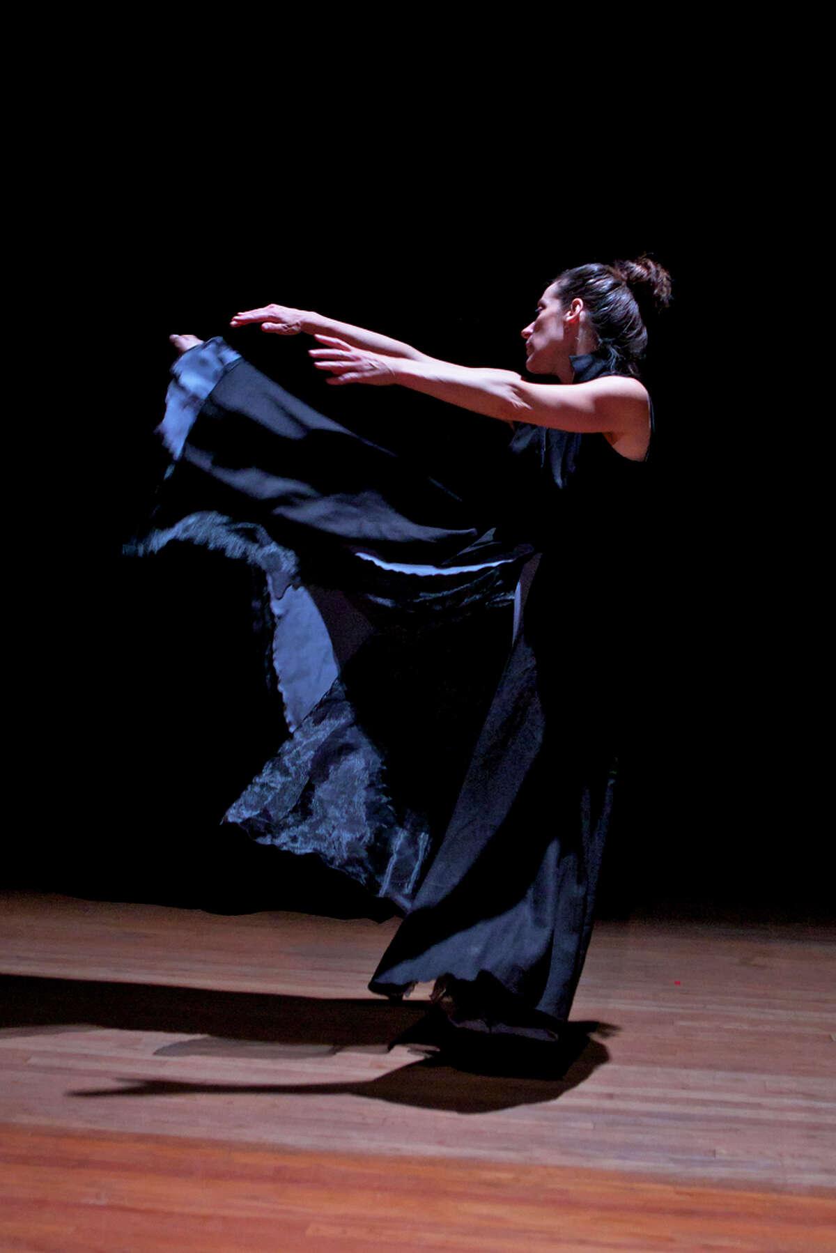 Solo dancer Randee Paufve won an Isadora Duncan Dance Award for individual performance.
