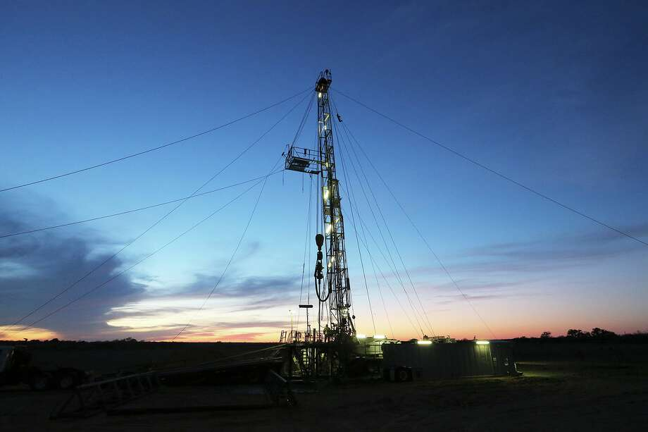 Oil at $80 a barrel won't cast a shadow on most drilling in the Eagle Ford Shale, above, or other unconventional oil operations, analysts say. (Jerry Lara/San Antonio Express News) Photo: Jerry Lara, Staff / © 2013 San Antonio Express-News