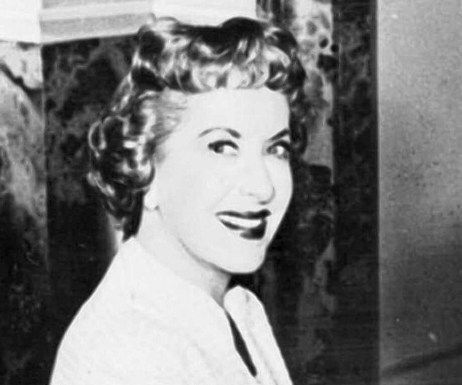 Gracie Allen, George Burns' wife and partner in comedy, dies at 58. Photo: Associated Press