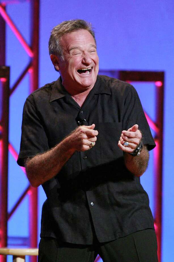 Robin Williams, actorDied: August 11, 2014 Photo: Dave Allocca, HOEP / Starpix