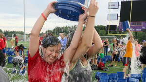 Were you Seen at the Ice Out ALS Challenge at Bob Ford Field at the UAlbany on Thursday, Aug. 14, 2014? The event raised money for St. Peter's ALS Regional Center Lewis Golub MDA/ALS Clinic in Albany.