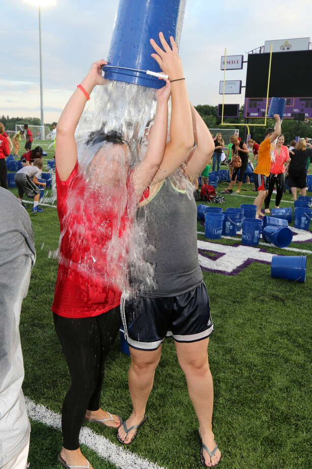 Were you Seen at the Ice Out ALS Challenge at Bob Ford Field at the UAlbany on Thursday, Aug. 14, 2014? The event raised money for St. Peter's ALS Regional Center Lewis Golub MDA/ALS Clinic in Albany. Photo: (C) JOE PUTROCK 2014, Joe Putrock/Special To The Times Union