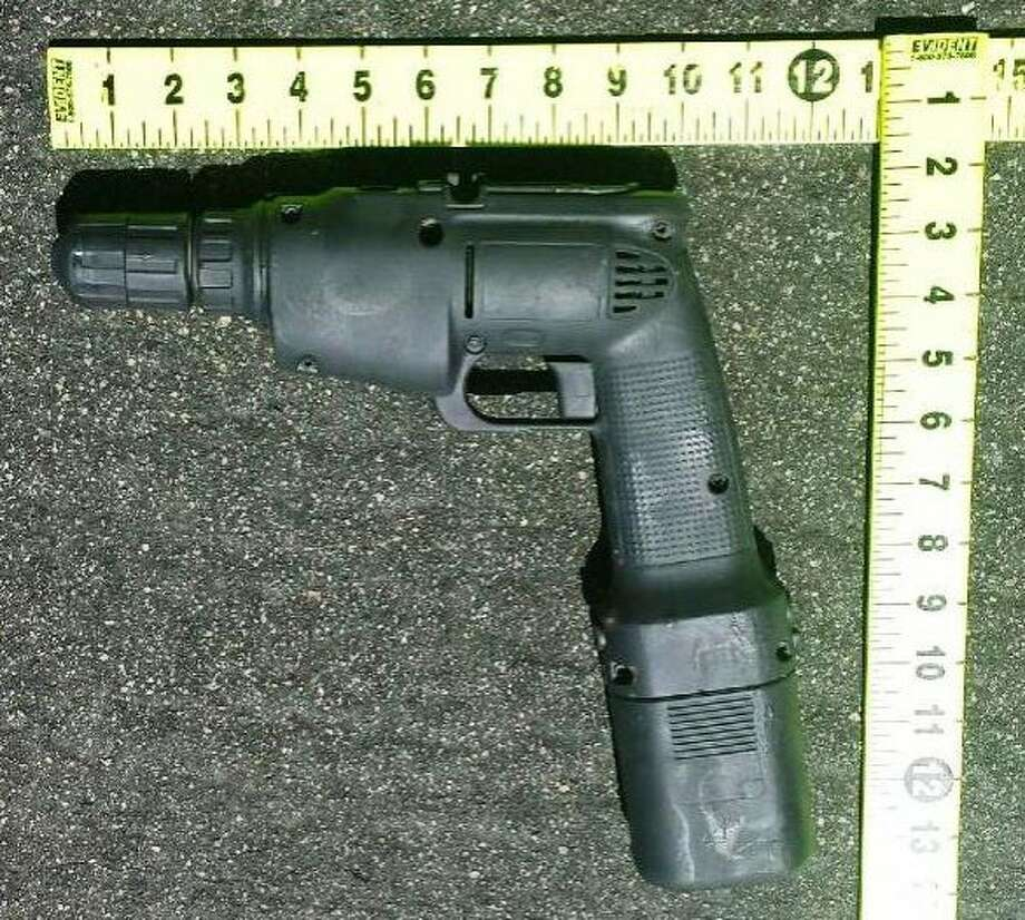 San Jose police shot and killed a 19-year-old woman Thursday who was holding this drill.  The woman was shot near Blossom Hill Road and Playa Del Rey shortly before 11 a.m. Photo: Courtesy Of San Jose Police Dept