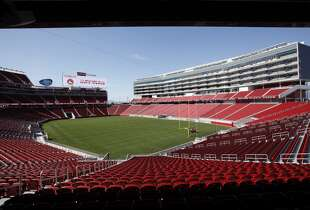 Levi's Stadium is ready for its 49ers close-up a few weeks after hosting its first official sports event, a San Jose Earthquakes game. 