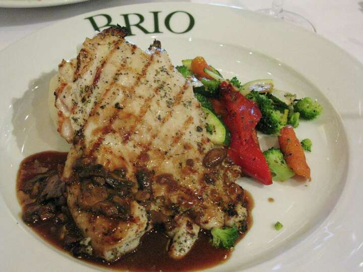 Tuscan Grilled Chicken Under A Brick Recipe — Dishmaps