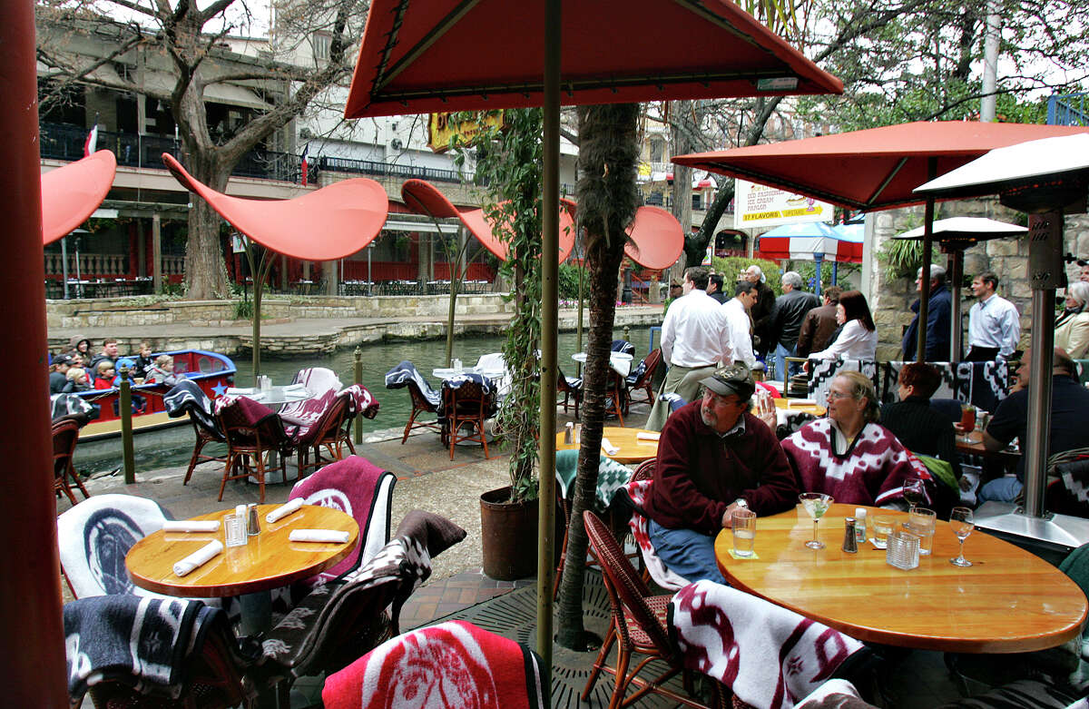19. Boudro's On The Riverwalk Gross alcohol sales: $289,660