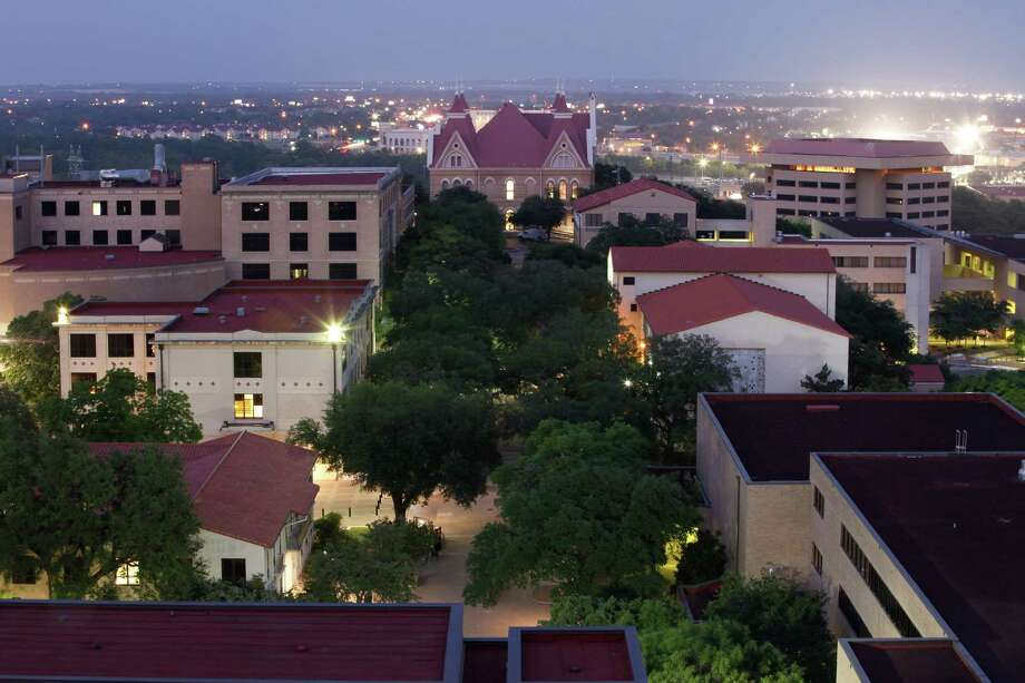 Texas State University campus Photo: Courtesy