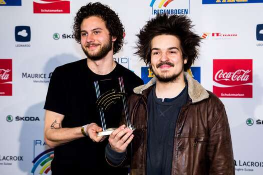 March 21, 2015Milky Chance: The pop group will perform at Warehouse Live.