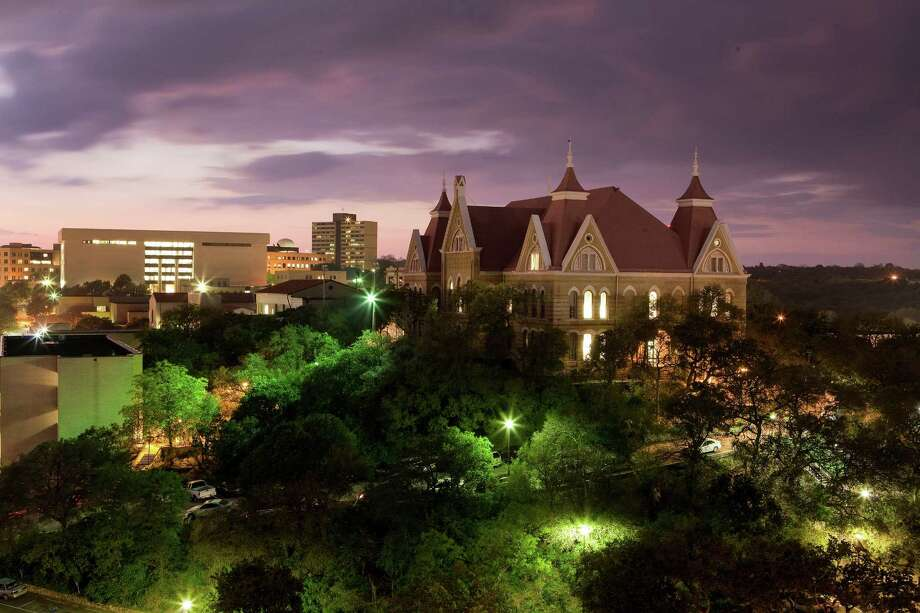 Texas State University (San Marcos):Best western college Photo: ChP, Courtesy / Copyright:  texas state university