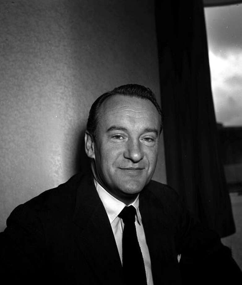 1972: George Sanders, Russian-born English actor, singer, composer and author, an overdose of barbiturates. Photo: Popperfoto, Getty Images / Popperfoto