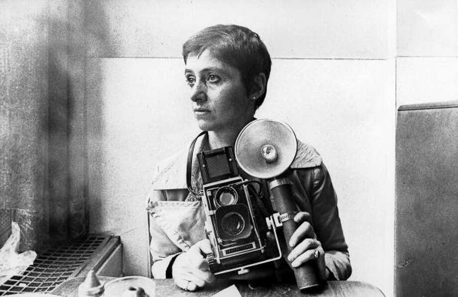 Diane Arbus (1971), American photographer, overdosed on pills and slashed wrists. Photo: Roz Kelly, Getty Images / Michael Ochs Archives