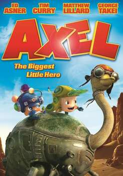 'Axel: The Biggest Little Hero' - Determined to save the day, Axel and his best friend Jono embark on the journey of a lifetime where they must fly through magnetic valleys, escape an evil robotic lizard king, and put up with a brave but headstrong young Princess. Available Aug. 16 Photo: Handout