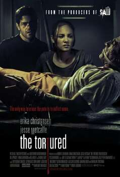 'The Tortured' - After their young son is abducted and murdered by a psychopath who receives a light sentence, well-heeled Craig and Elise kidnap the killer from a prison transport vehicle and begin torturing him the same way he tortured their son. Available Aug. 16 Photo: Handout