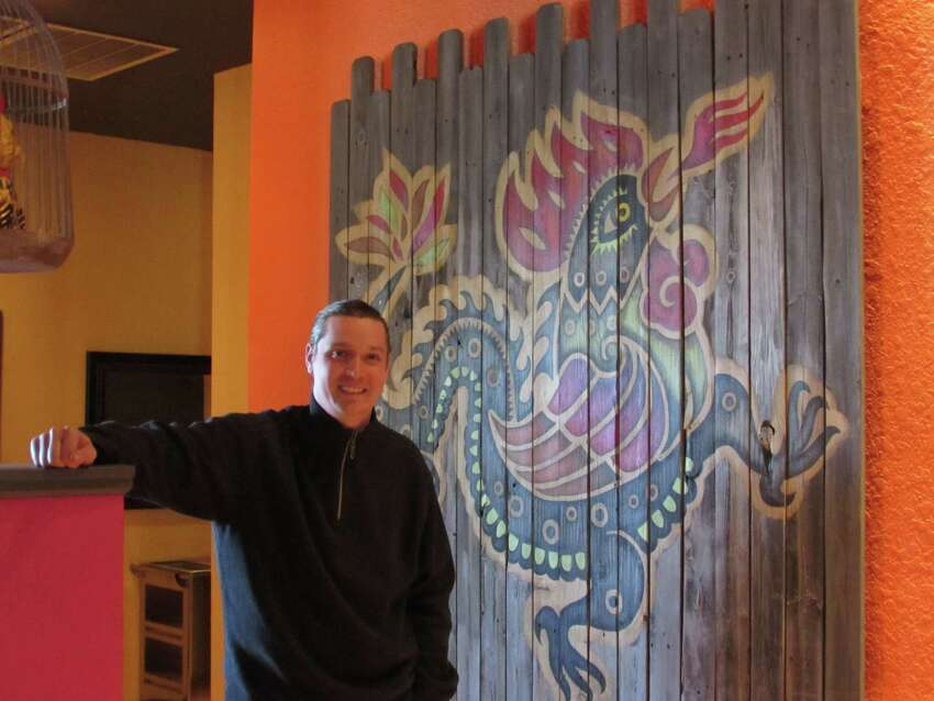 Restaurateur and chef Jason Dady is moving Asian-inspired Umai Mi restaurant in November 2014 to a new spot at The Alley on Bitters.