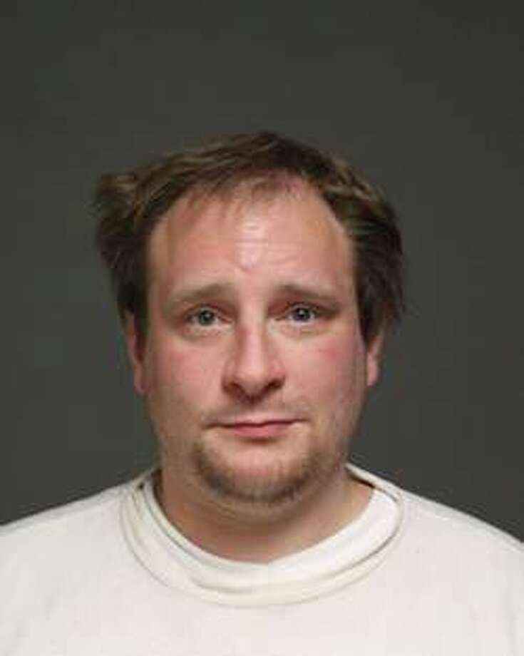 John Denino, 33, of New Haven, was arrested for violating probation. Photo: Contributed Photo /  Fairfield Citizen contributed