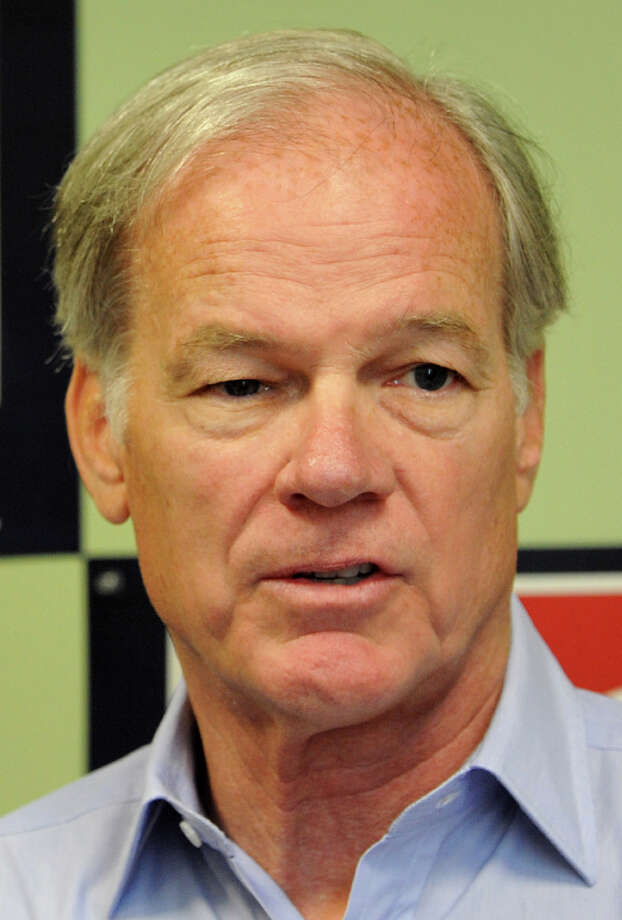 Tom Foley Republican candidate for governor of Connecticut. Photo: Ned Gerard / Connecticut Post