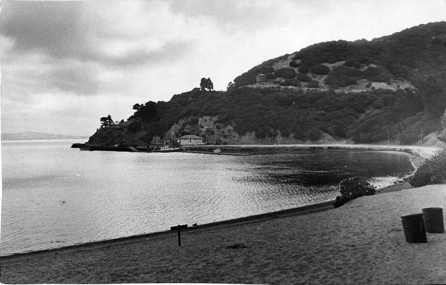 Ayala Cove on Angel Island is named for Spanish Capt. Juan Manuel de Ayala, who commanded the first ship to sail into San Francisco Bay. Photo: Art Frisch, The Chronicle