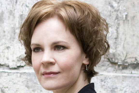 Conductor Susanna Mälkki.