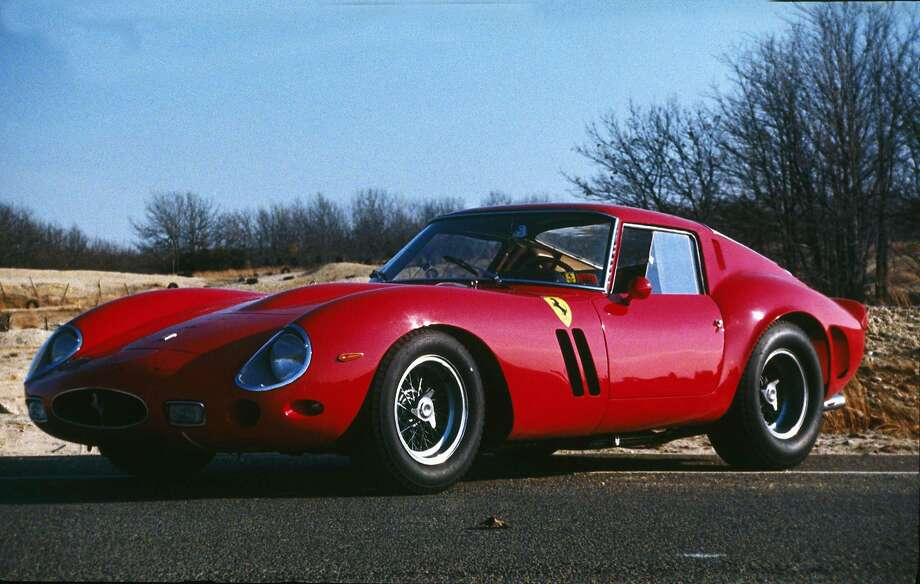 A 1962 Ferrari 250 GTO like the one pictured sold at auction during Monterey Car Week. Photo: Mario Suriani, Associated Press