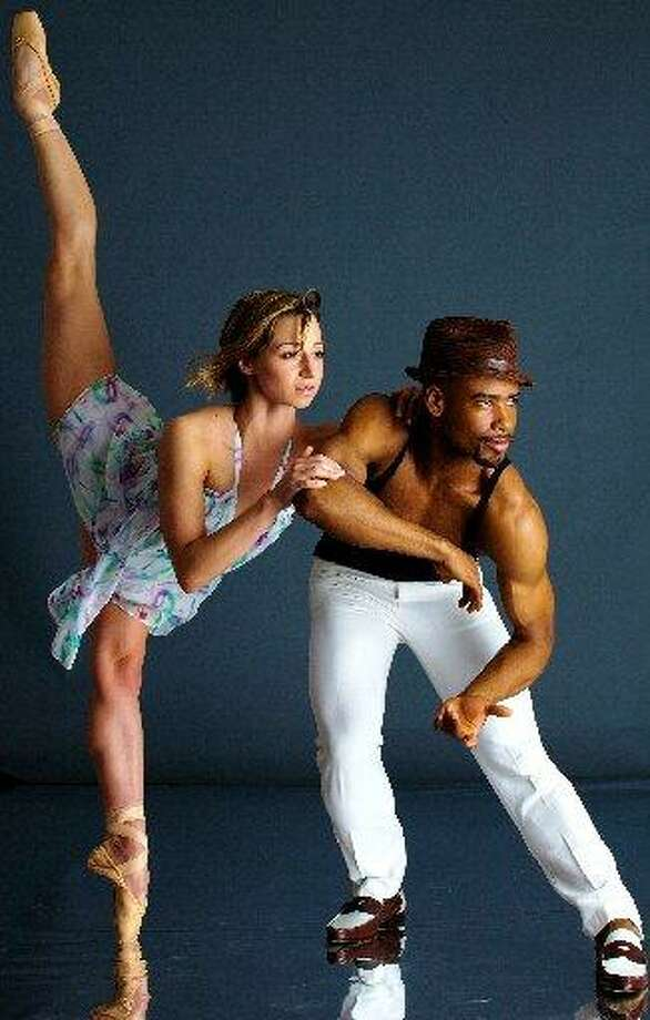 Complexions Dance will perform Feb. 21 at the Carver. Courtesy photo.