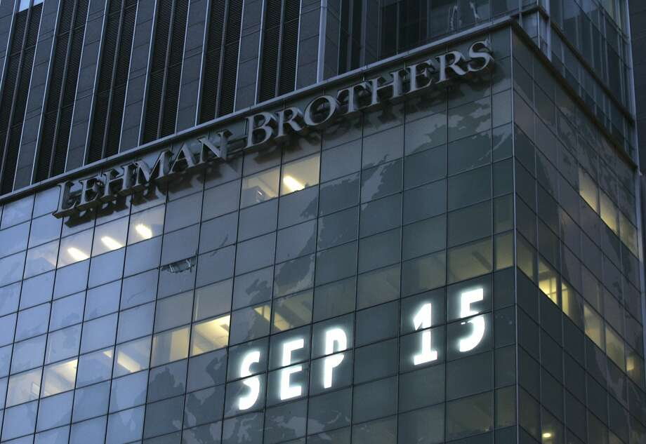 Bankrupt Lehman Bros. is expected to begin distributing its first round of payouts to unsecured creditors in September. Photo: Mark Lennihan, Associated Press