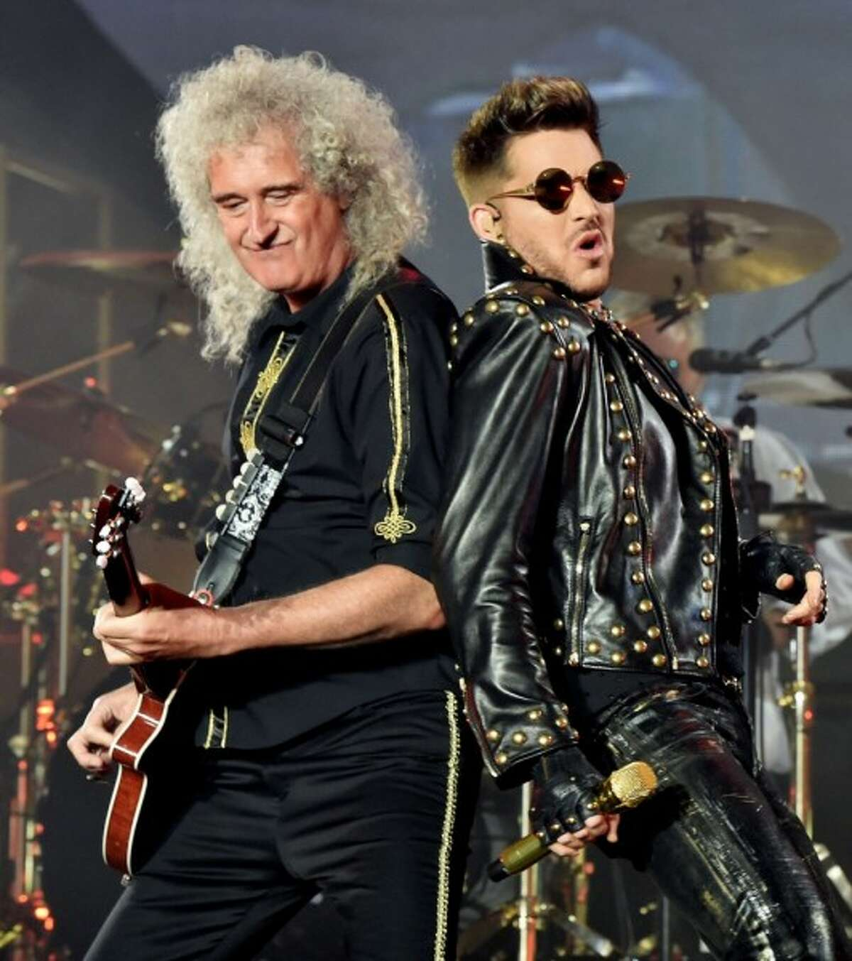 Brian May The guitarist from Queen completed his Ph.D. in astrophysics in 2007.