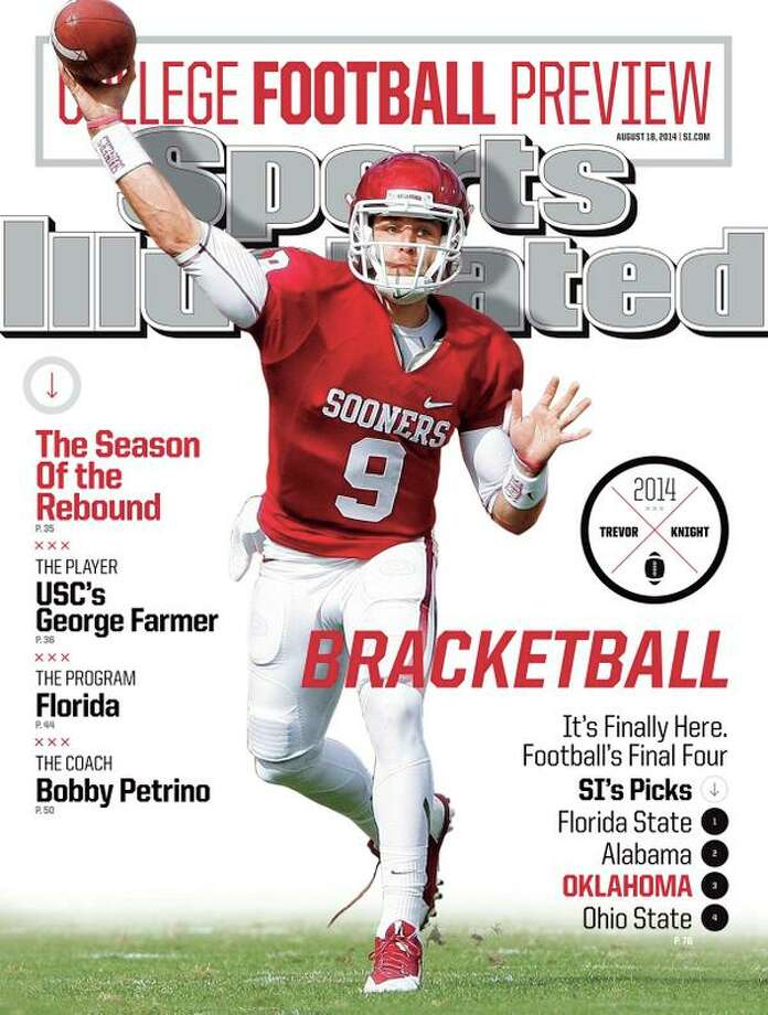 Oklahoma quarterback Trevor Knight graces the cover of Sports Illustrated's regional college football preview, which was delivered earlier this week and available at newsstands this weekend. Here are more than 20 things you may not know about the former Reagan standout.Sources: San Antonio Express-News archives, Rivals.com, Twitter, Wikipedia Photo: Courtesy Illustration, Sports Illustrated