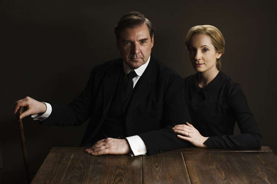 Most boring couple on Downton Abbey? Might have to be Mr. Bates and Anna. Photo: Nick Briggs/Carnival Films 2014 For MASTERPIECE