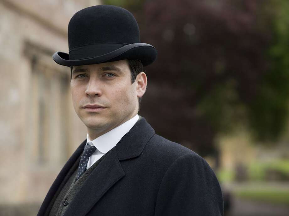Robert James-Collier returns as manipulative Thomas for Season 5. Photo: Nick Briggs/Carnival Films 2014 For MASTERPIECE