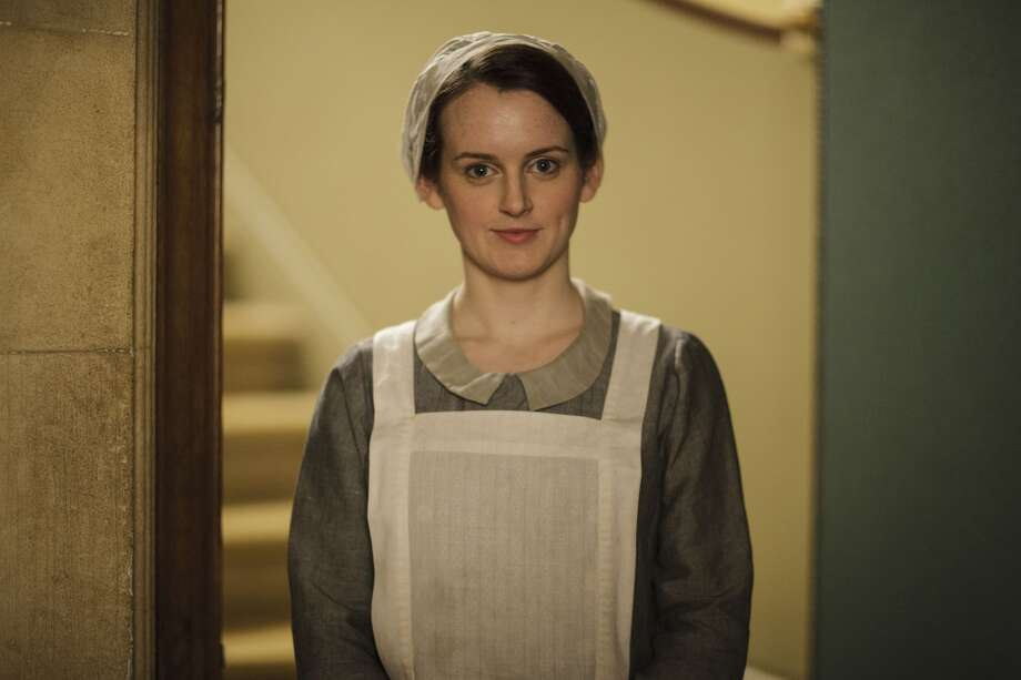 Sophie McShera is back as Daisy. Photo: Nick Briggs/Carnival Films 2014 For MASTERPIECE