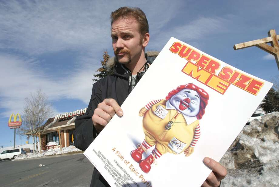 'Super Size Me' (2004)Director:Morgan Spurlock Earnings: $29,529,368This movie follows one man as he tries to live off of fast food alone for a month. Spoiler alert: he gets sick.