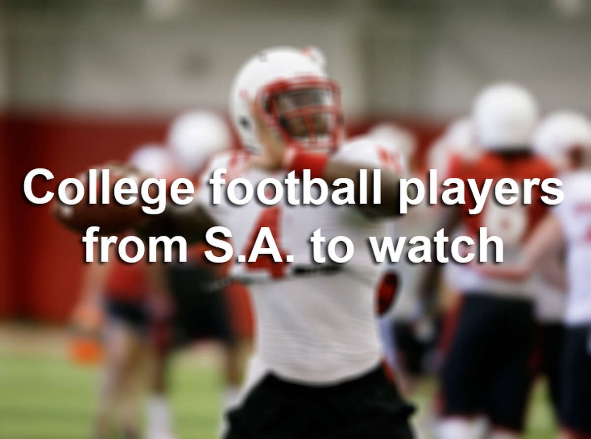 Keep an eye on these 19 area players as they battle on the gridiron in the 2014 season.
