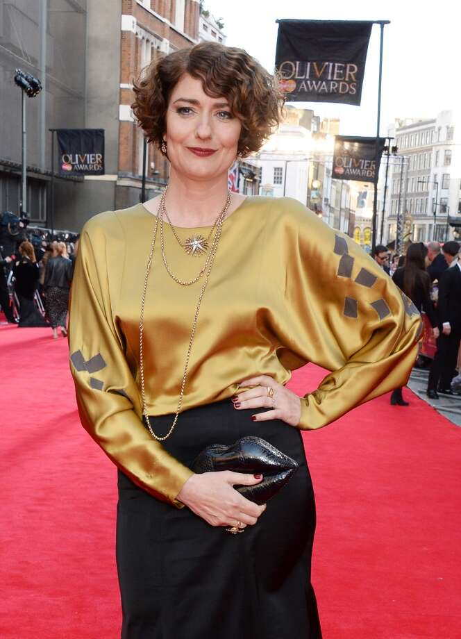 "Anna Chancellor (""The Hour,"" ""Four Weddings and a Funeral"") also joins Downton Abbey in a guest role, as Lady Anstruther. Photo: David M. Benett, Getty Images"